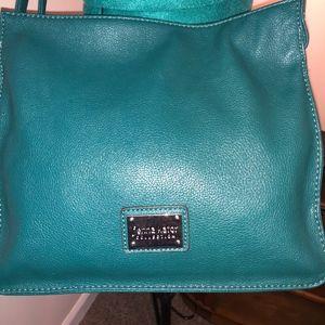 Jenna Kator VEGAN Cross Body Bag Evergreen